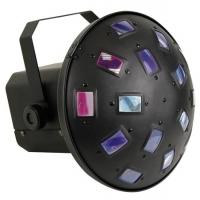 Foto van ARUZO - PRO LEDMUSHROOM - 3 x 3W R+G+B LEDs