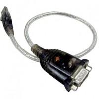 Foto van USB naar RS-232 adapter kabel 0,35 m
