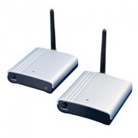 Foto van 2.4 GHz draadloze audio / video zender