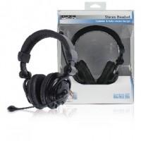Foto van Stereo headset gesloten design