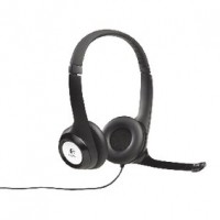 Foto van H390 headset zwart