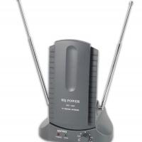 Foto van COMPACTE ACTIEVE UHF, VHF & FM ANTENNE