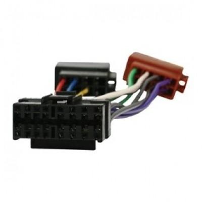 Iso kabel voor JVC auto audioapparatuur