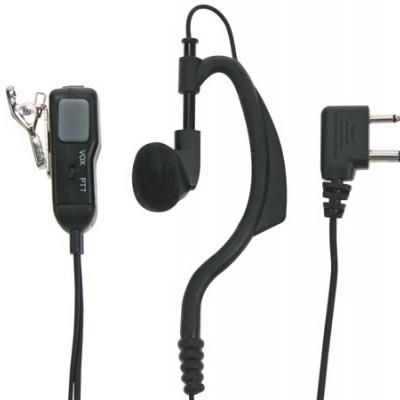 MIDLAND® MA21-L DASSPELDMICROFOON MET PTT-FUNCTIE