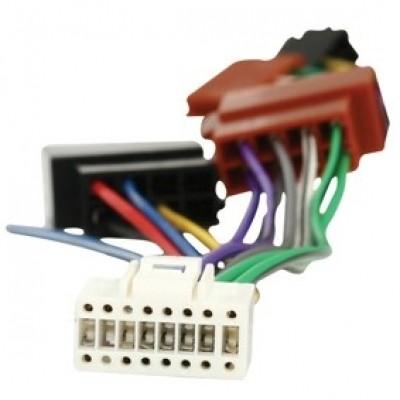 Iso kabel voor Alpine auto audioapparatuur