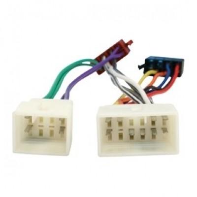 Iso kabel voor Peugeot auto audioapparatuur