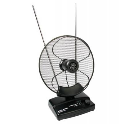 COMPACTE ACTIEVE PARABOLISCHE ANTENNE (UHF, VHF EN FM)