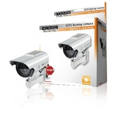 CCTV dummy solar buitencamera