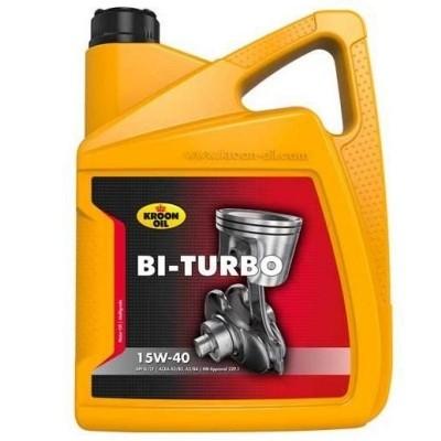 Motorolie Bi-Turbo 15W-40 - 5L