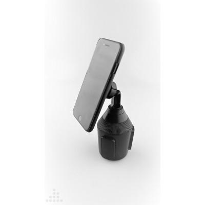 Smartphone houder (magneet) in bekerhouder