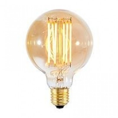 LED filament globelamp dimbaar 125 m/m