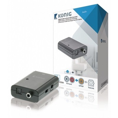Digitale Audio Converter
