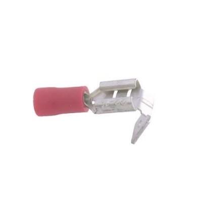 Kabelschoen 6.3x0.8 mm 5 stuks