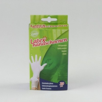Latex handschoenen universeel