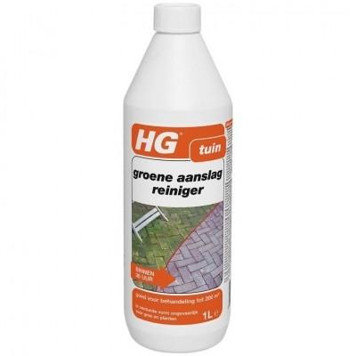 HG Groene Aanslag Reiniger 1L