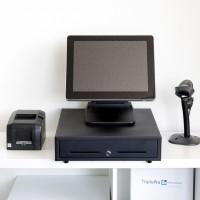 Afbeelding van Compleet kassasysteem voor nieuwe winkel.