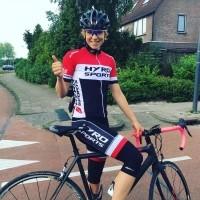 Foto van Hyro Sports Wieleroutfit