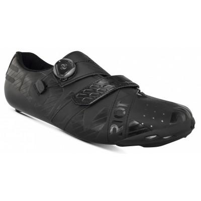 Bont Riot+ Zwarte Fietsschoen