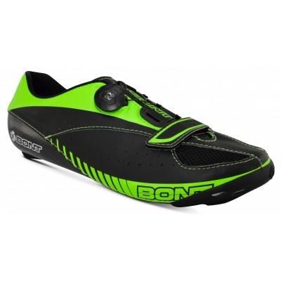Bont Blitz Groene Fietsschoen