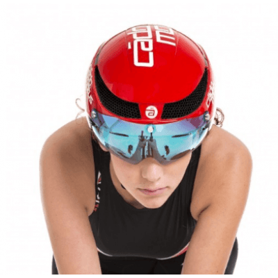 Cadomotus Lens voor Omega Areospeed Helm