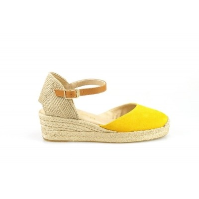 UNISA CISCA 18 KS YELLOW - ESPRADILLE