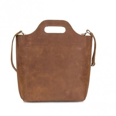 MYOMY MY CARRY BAG SHOPPER MEDIUM HUNTER ORIGINAL - TAS