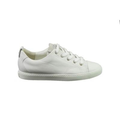 PAUL GREEN 4258-05 WHITE/GHIACCIO - SNEAKER