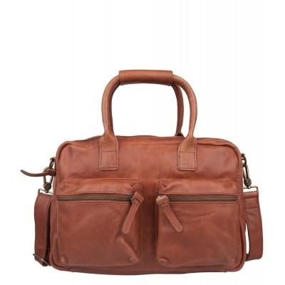 Foto van COWBOYSBAG THE BAG SMALL COGNAC - TAS