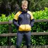 Foto van Kingsland Broos Sweat Vest Unisex, Blauw