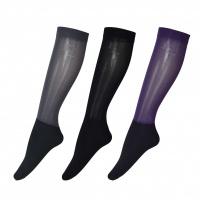 Foto van Kingsland Dex Unisex Show Socks 3-Pack Assorti