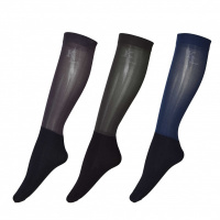 Kingsland Dex Unisex Show Socks 3-Pack Multi