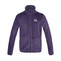 Kingsland Dane Junior Fleece Vest Lila