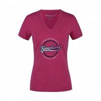 Kingsland Tonia Dames T-shirt Roze