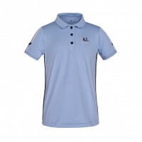 Foto van Kingsland Vera Junior Polo Shirt Licht Blauw
