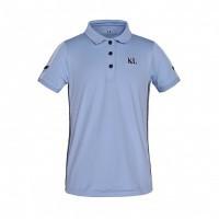 Kingsland Vera Junior Polo Shirt Licht Blauw