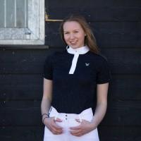 Kingsland Florrie Show Shirt Dames, Blauw