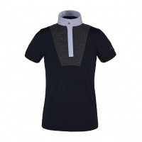 Kingsland Demi Meisjes Wedstrijd Shirt, Blauw
