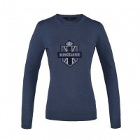 Foto van Kingsland Anatoli Knitted Sweater Dames, Blauw China