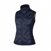 Kingsland Faith Dames Body Warmer, Blauw