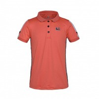 Kingsland Vera Junior Polo Shirt Koraal