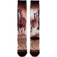 Stapp Sokken Limited Edition Print Running Horses