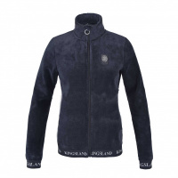 Kingsland Dekatja Dames Fleece Vest Blauw