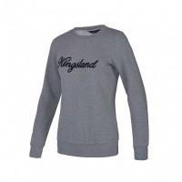 Kingsland Felicity Roundneck Sweat Vest Dames, Licht Grijs