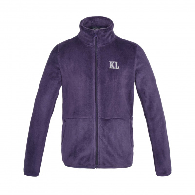 Foto van Kingsland Dane Junior Fleece Vest Lila