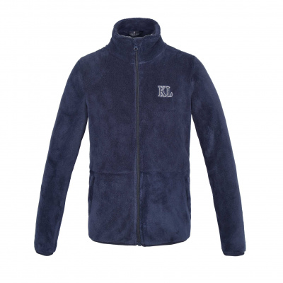 Foto van Kingsland Dane Junior Fleece Vest Blauw