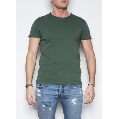 Foto van Kris K O-Neck T-shirt Green