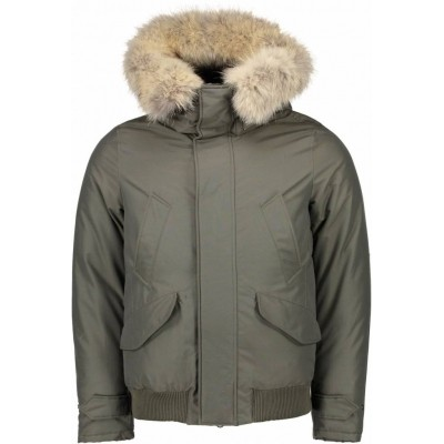 Woolrich Polar Jacket Asphalt