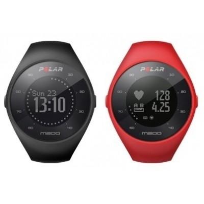 Polar M200 GPS sporthorloge met optische hartslagmeting