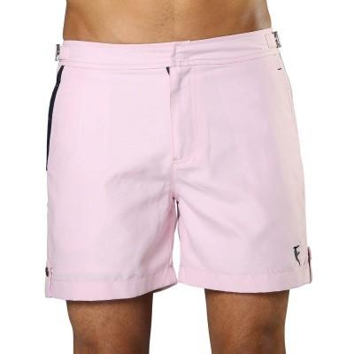 Foto van Swim Short Tampa Solid Flamingo Pink