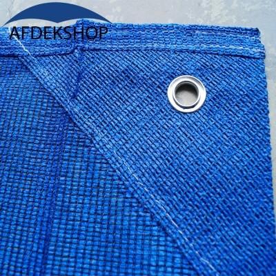 Foto van Hekwerknetten PE 150 Blauw
